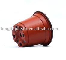 plastic flower pot, PP planter pot, plastic nursery pot