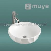 Basin porcelain counter basin hand wash art basin MY-5214