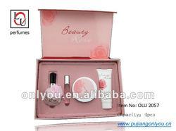 Perfume set,Hanna's secret set female/women perfume,Perfume gift set