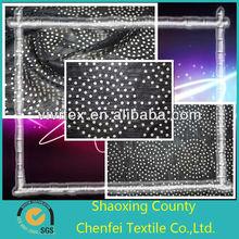 100% polyester chiffon fabric, fashion fabric for pretty garment