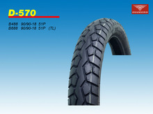 The newest strong body tubeless motorcycle 90/90-18