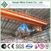 High Quality Grab Bucket Overhead Crane, Grapple Crane