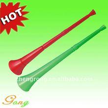 World Cup Fans Custom Plastic Vuvuzela