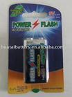 6LR61 9V Alkaline Batteries