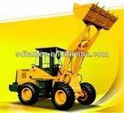 bucket capacity 0.9m3,loading capacity 1800kg, 2 tons wheel loader