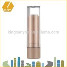 Custom hot sale cosmetic packaging plastic lip balm