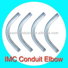 ul listed rigid imc conduit steel elbow