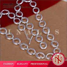 Small circles hot necklace designs 2012 LKNSPCN170