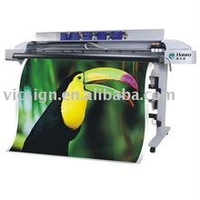 2015 Good quality office equipment Vicsign WT750 inkjet printer (4 color) for printing