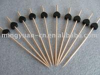 Heart-shaped Bamboo Skewers