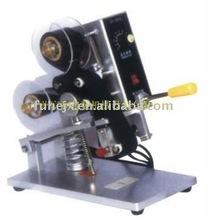 HP-241 Hot sale semi-automatic machines for hot foil coder