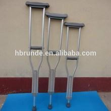 bright tube medical crutch