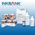 Sublimação de tinta de transferência de calor direta corante de tinta para mimaki/ roland/ mutoh, imprimir em jeans, couro, vestuário, porcelana, ciss kits de recarga