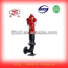 SSF150-1.6 impact-proof landing fire hydrant
