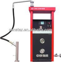 Heavy Duty fuel dispenser with tokheim flow meter, excellent auality high flow rate fuel dispenser pump