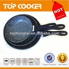 20/24/28cm Aluminum Stone & Marble Frying pan