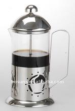 French press coffee pot (1000ML) top quality