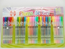 Colored Gel Pens set