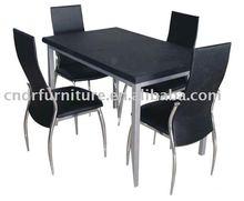 MDF top dining room furniture