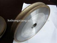 High quality!! Diamond wheel use for glass edging grinding