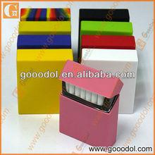 silicone cigarette case for 25 cigarette packs