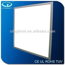 3000K warm white color green lighting 9mm thickness super slim 60x60 cm led panel lighting