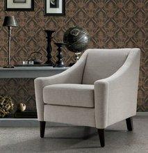 modern hotel furniture european style fabric sofa chair