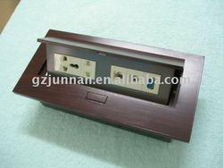 Tabletop multifunctional socket for meeting table