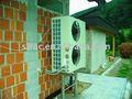 Fuente de aire de calentamiento del calentador, de aire para calentar el agua de la bomba 16-18kw