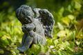 Figura do anjo, escultura, estátua