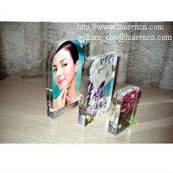 A4,A5,A6 Magnet Acrylic Photo Frame with High Quality