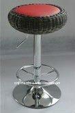 New design wicker bar stools zhejiang (TH-921)