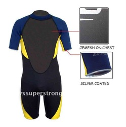 2014 Fashionable Neoprene Swimming Wetsuits for Men