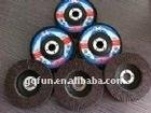 Wear resisting Abrasive nylon flap wheel L44