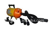 Single motor dog gromming hair dryer,2800W super wind speed
