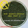 Magenta básica c. I. Violeta básica 14(42510)
