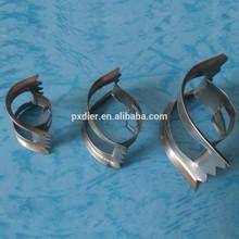 Metal Saddle Ring for Distillation Tower