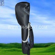 Black golf gun bag