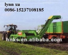 JX-165 self-loading potato harvester machine