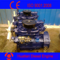 33kw/45hp Water Cooled China Diesel Engine K4102D