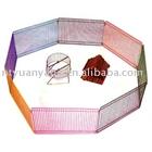 Colourful Hamster Enclosure hamst