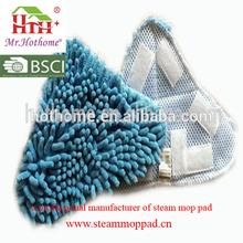Microfibra almohadillas de reemplazo en forma h2o 5-in-1 de vapor fregona