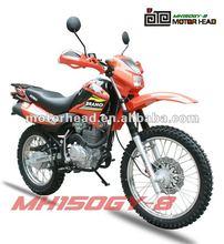 classical motorcycle brozz Bross motocicleta 150cc dirt bike