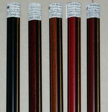 2cm wide Wood grain color ps photo frame moulding creative