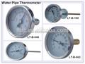bbq grill bimetal thermometer temperature gauge