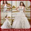 ML017 Designer Wedding Dress Ball Gown Alibaba Wedding Dress
