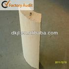 Calcium silicate pipe insulation, calcium silicate pipe, calcium silicate insulation section pipe