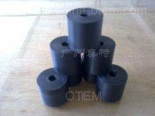 Nylon plastic black big sleeve