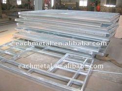 Long time durable light gauge steel framing
