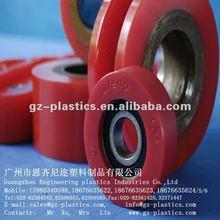 polyurethane manufacturer (red)